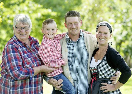 Familie Hofer